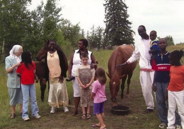 S murielle horse
